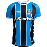 ... Camisa Grêmio I 17 18 Nº 7 - Torcedor Umbro Masculina - Masculino 1da6e649604c2