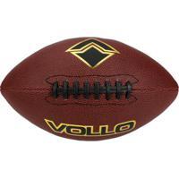 Bola De Futebol Americano Vollo 9 - Unissex
