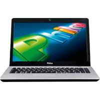 "Notebook Philco Slimbook 14G-R123Lm - Ram 2Gb - Hd 320Gb - Intel Dual Core - Linux - Tela 14"" - Rosa"