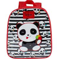 Mochila Panda Is31951Up Vermelha