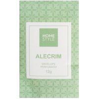 Envelope Perfumado Alecrim 12 G - Home Style