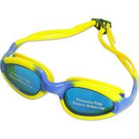Óculos De Natação Junior Flash - Gold Sports