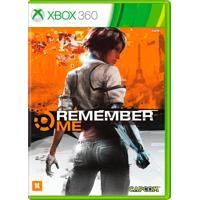 Jogo Remember Me Para Xbox 360 (X360) - Capcom
