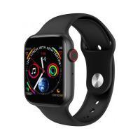 Smartwatch Inteligente W34 Com Monitoramento Cardíaco - Preto