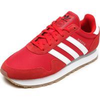 Tênis Adidas Originals Haven Vermelho/Branco