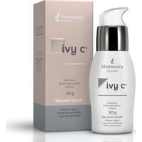 Gel Rejuvenescedor Facial Ivy C Mantecorp Skincare 30G - Unissex