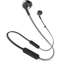Fone De Ouvido Jbl Wireless Bluetooth T205 Bt, Preto - Jblt205Btblk