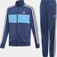 Conjunto Infantil Adidas Yb Ts Tiberio Masculino - Masculino-Azul