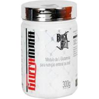 Glutamina Black Belt Steel Nutriton - 300G - Unissex