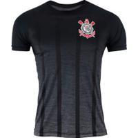 Camiseta Do Corinthians Pereira - Masculina - Preto