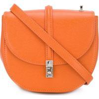 Vivienne Westwood Sofia Cross Body Bag - Laranja