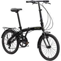 "Bicicleta Dobrável Eco+ Aro 20"" 6 Marchas Durban - Unissex"