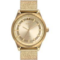 Relógio Euro 40Mm Aço Feminino - Feminino