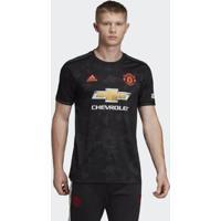 Camisa Adidas Man United Iii Masculina - Masculino