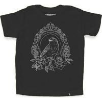 Espelho - Camiseta Clássica Infantil