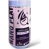 Máscara Nano Platinum Blond Care - 1 Litro Louhi Cosméticos - Unissex-Incolor