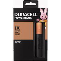 Carregador Duracell Portátil Power Bank 3350 Mah