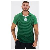 Polo Palmeiras Basic Verde