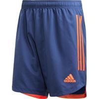 Short Adidas Condivo 20 Sho Azul