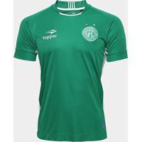 Camisa Guarani I 17/18 S/N° - Torcedor Topper Masculina - Masculino