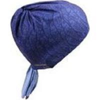 Bandana Angle - Unissex-Azul