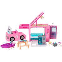 Barbie Trailer Dos Sonhos 3 Em 1 - Mattel - Kanui