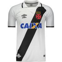 Camisa Vasco Umbro Of.2 Jogo 2017 Masculina - Masculino