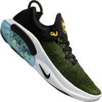 Tênis Nike Joyride Run Fk - Masculino - Preto/Amarelo