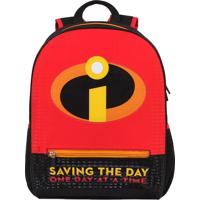 Mochila Escolar Os Incríveis Saving The Day