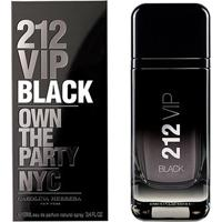 Perfume Masculino 212 Vip Black Carolina Herrera Eau De Parfum 100Ml - Masculino-Incolor