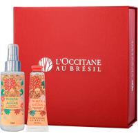 Presente Spray Perfumado Para Cabelos E Hidratação Mãos
