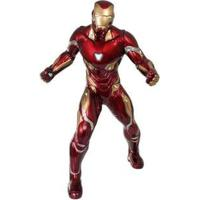 Boneco Homem De Ferro 55Cm - Unissex-Incolor