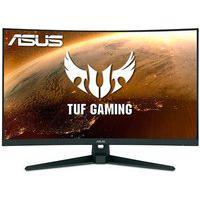 Monitor Gamer Asus Tuf 31.5' Led, 165 Hz, Full Hd, 1Ms, Freesync Premium, Hdr 10, 120% Srgb, Hdmi/Displayport, Vesa, Som Integrado - Vg328H1B