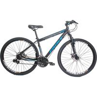 Bicicleta 29 First Smitt - Kit Shimano - Freio A Disco 21 Marchas - Unissex