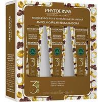 Phytoervas Reparação Dos Fios E Nutrição Ampola Reparadora 3X 15Ml - Unissex-Incolor