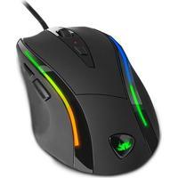 Mouse Gamer Hoopson Kata Gx18 4000Dpi Preto