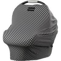 Capa Multifuncional Anastácia Preto E Branco Penka Cover