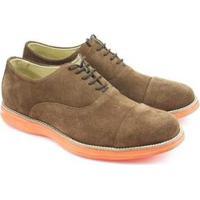 Sapato Casual Adolfo Turrion Liso Confort Masculino - Masculino