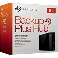 Hd Externo Seagate Backup Plus 3Tb 3.5 Preto