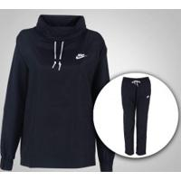 Agasalho Nike Sportswear - Feminino - Preto