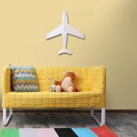Espelho Decorativo Avião 1