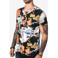 Camiseta Japanese Wave 102969