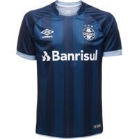 Camisa Umbro Grêmio Oficial 3 Torcedor 2017
