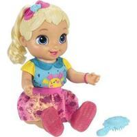 Boneca Baby Alive Grows Up Feliz Com Acessórios - Feminino-Colorido