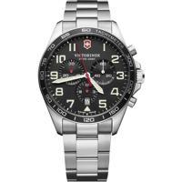 Relógio Victorinox Swiss Army Masculino Aço - 241855