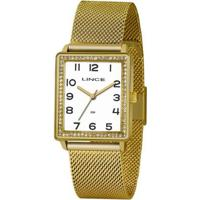 Relógio Lince Urban Lqg4665Lb2Kx Feminino - Feminino-Dourado