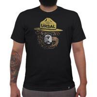 Urso Ursal - Camiseta Clássica Masculina