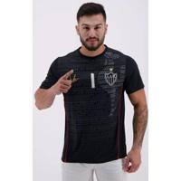 Camiseta Atlético-Mg One Victor Masculina - Masculino