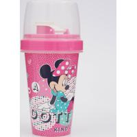 Copo Infantil Infantil Estampa Minnie 320Ml Plasútil