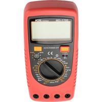 Multímetro Digital Icel Md-1700 Vermelho